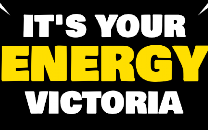 It's your energy, Victoria